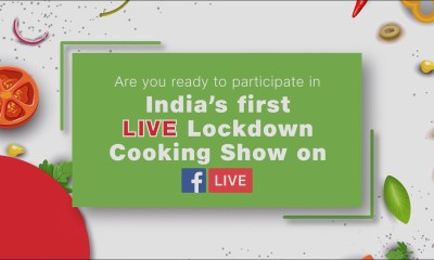 Lockdown Cooking Show