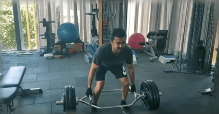 Suriya Workout Video