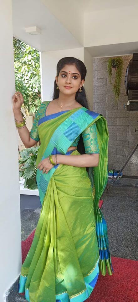 Vindhuja Vikraman