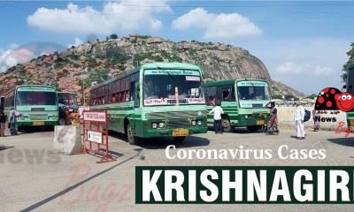 Krishnagiri Coronavirus