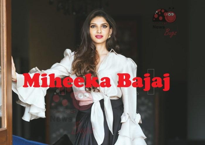 Miheeka Bajaj