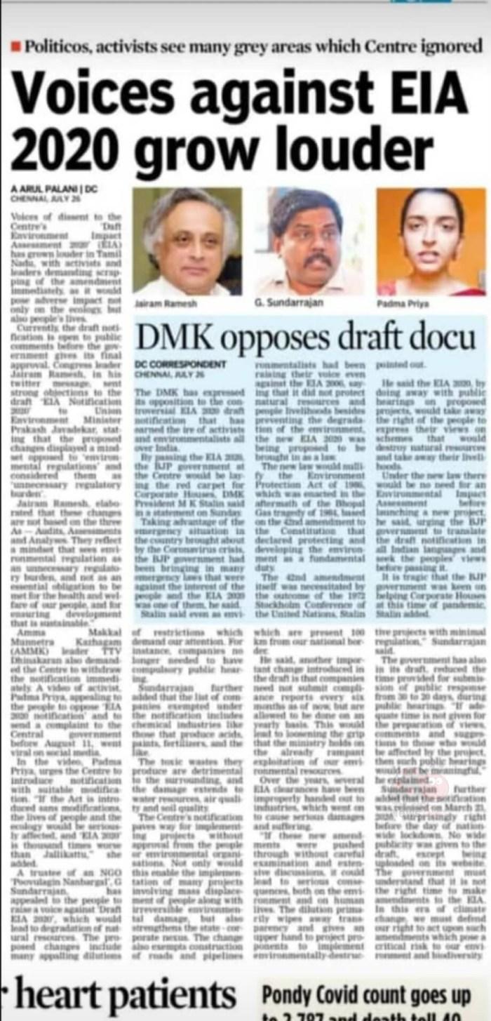 Padma Priya (Chennai Tamizhachi) Wiki, DMK, Biography, Age, Videos, Images