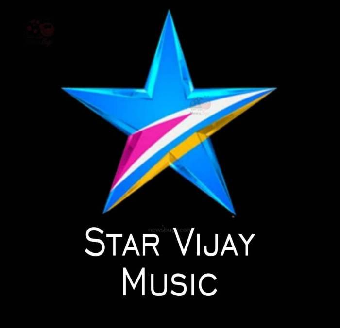 star vijay music channel