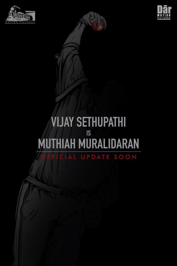 Muthiah Muralidaran Biopic