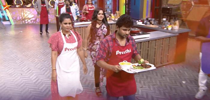 Cooking Stars Star Vijay TV Show (2020): Contestants | Winners