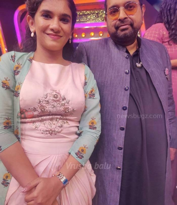 Vrusha Balu super singer 8