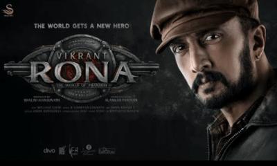 Vikrant Rona movie