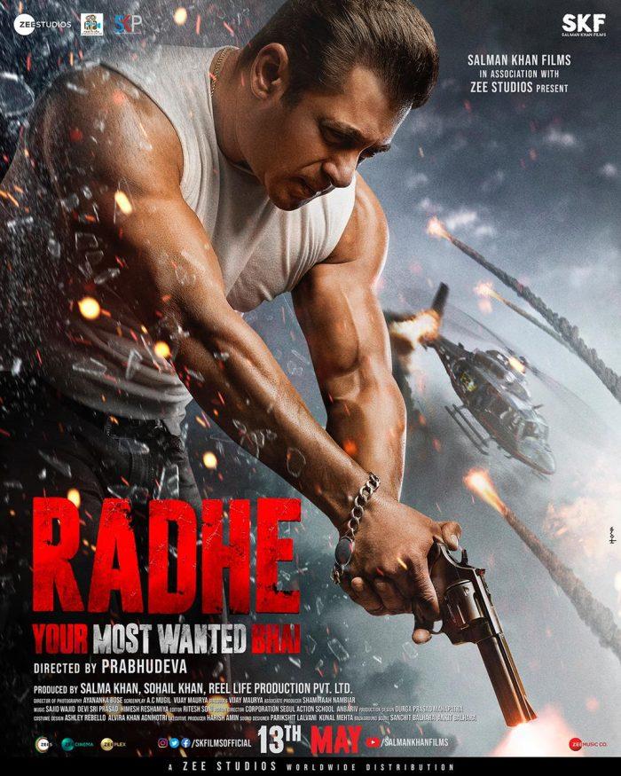 Radhe Movie (2021): Salman Khan   Trailer   Songs   Release Date