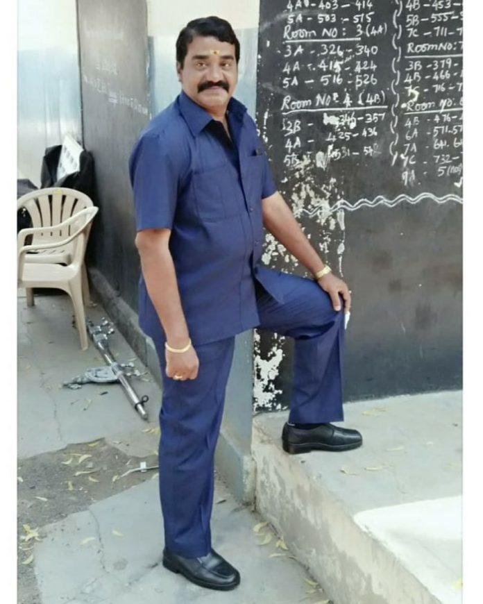 Venkat aka Alagesh (Vijay TV Actor) Dead, Wiki, Bio, Age, Images | BK Shanmugam