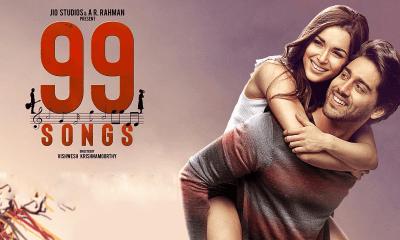 99 songs movie