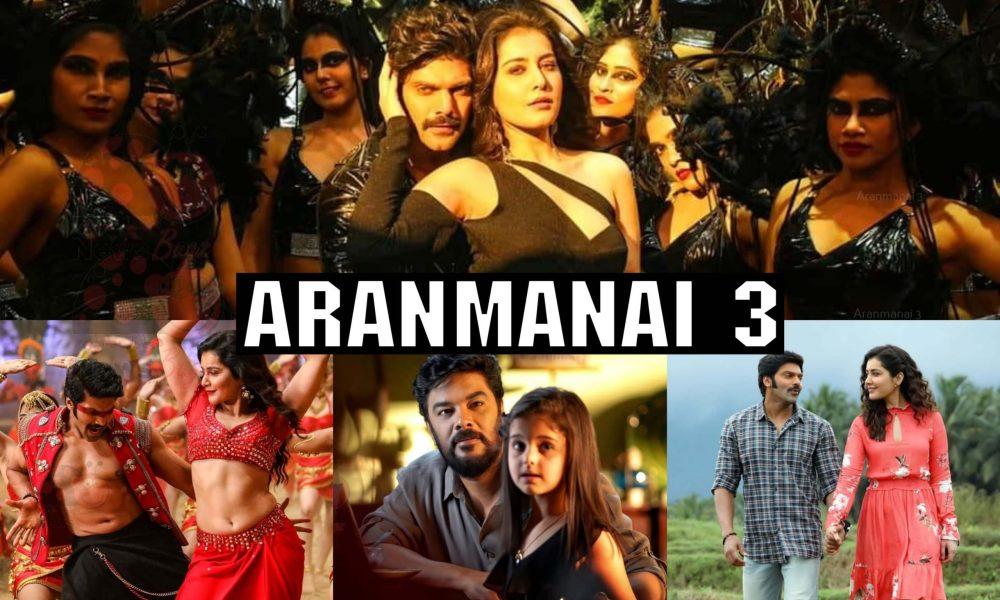 Aranmanai 3 (2021)
