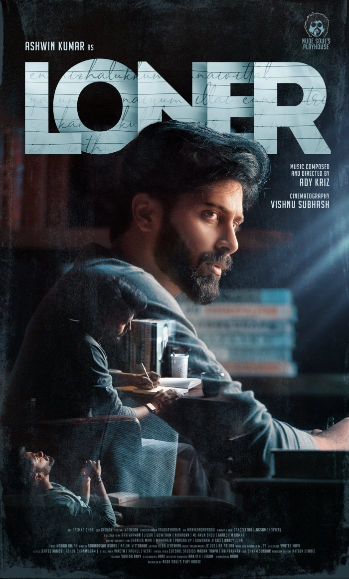 Watch Loner Song (2021) Full Video featuring Ashwin