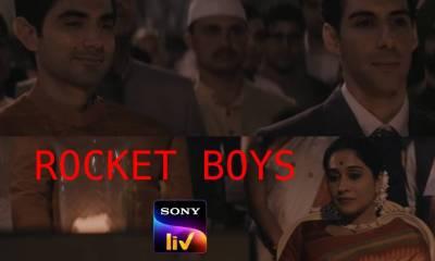 Rocket boys 2021