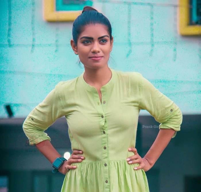 Prank Girl Ramya