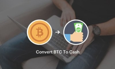 Convert Bitcoin to Cash