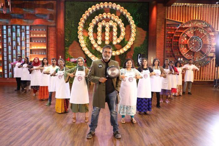 MasterChef Tamil Contestants