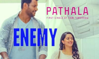 Pathala Song - Enemy Movie