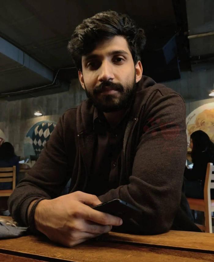 Kishen Das