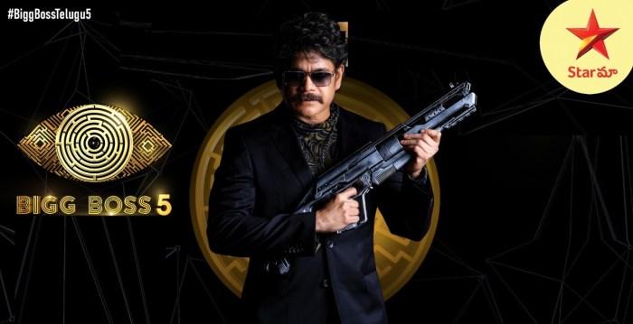 Bigg Boss Telugu Vote Season 5 (Online Voting) Contestants