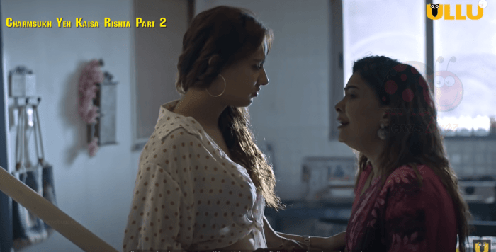 Charmsukh Yeh Kaisa Rishta Part 2 Ullu Web Series (2021) Full Episode: Watch Online
