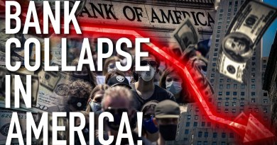 Bank Collapse In America! Dark Clouds Looming Over Banks With Record Loan Loss Provisions