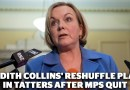 Judith Collins' reshuffle plan in tatters after MPs quit   nzherald.co.nz