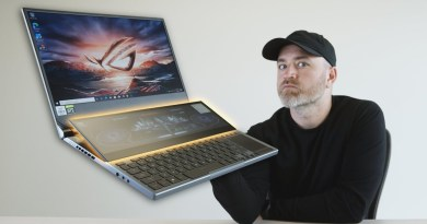 The New Dual-Screen Laptop Powerhouse