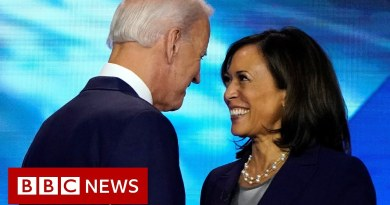 Biden VP pick: Kamala Harris chosen as running mate – BBC News