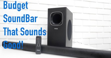 Budget SoundBar that Sounds Good – MarQ 120W Sound Bar Review