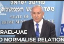 Israel, UAE announce normalisation of relations with US help