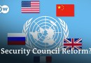 African leaders call for permanent UN Security Council seat   DW News