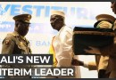 Bah Ndaw sworn in as Mali's transitional president following coup