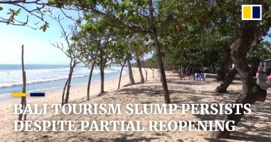 Bali tourism slump continues despite partial reopening amid Covid-19 pandemic