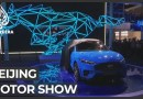 Beijing Motor Show: First major trade show event since COVID-19