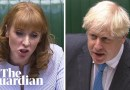Boris Johnson broke promises on Covid-19 testing, says Angela Rayner