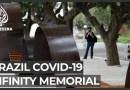 Brazil's Infinity Memorial commemorates COVID-19 victims