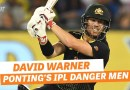'He'll lead from the front': Ponting on Warner