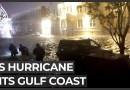 Hurricane Sally unleashes torrential rains in US Gulf coast