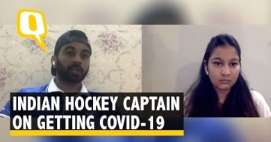 'I Was Shocked': Hockey Captain Manpreet Shares COVID Experience