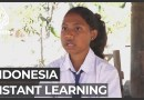 Indonesian teachers struggle with distance learning