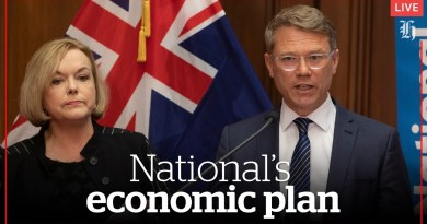 Judith Collins reveals National's economic and fiscal plan | nzherald.co.nz