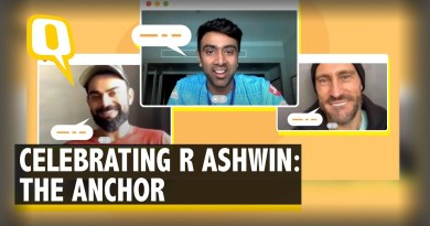 On His 34th Birthday, Celebrating R Ashwin, The Anchor | The Quint