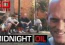 Peter Garrett and Midnight Oil fighting for the homeless youth | 60 Minutes Australia
