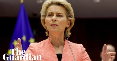 Poland's 'LGBT-free zones' have no place in EU, says Ursula von der Leyen