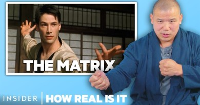 Shaolin Master Breaks Down 10 Kung Fu Movie Fights | How Real Is It?