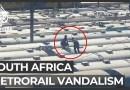 South Africa: Gauteng rail service disrupted by vandalism