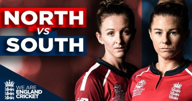 The Geek Off! | Cross and Beaumont Go Head-to-Head! | North vs South | England Cricket