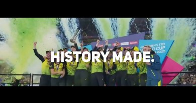 The Women's T20 World Cup success story – in numbers