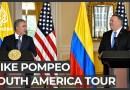 US secretary of state ends Latin America tour focusing on Maduro
