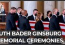 'When she spoke, people listened': Ruth Bader Ginsburg remembered
